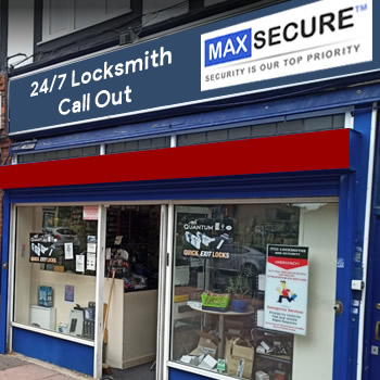 Locksmith store in Shepherd's Bush